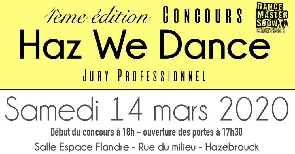 Concours Haz We Dance