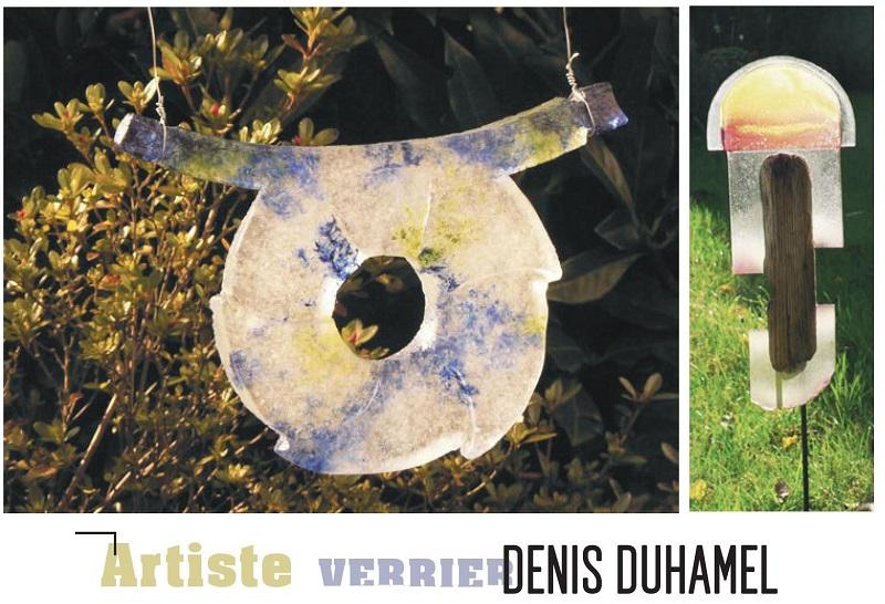 Exposition Denis DUHAMEL